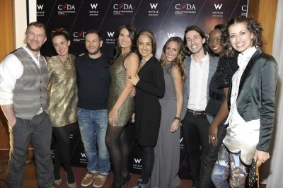 nikole morrow-pettus in CFDA {FASHION INCUBATOR} Showcase and Cocktail Party at W Atlanta - Buckhead