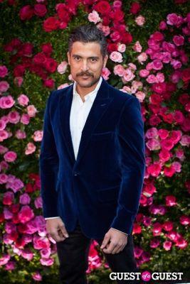 douglas friedman in CHANEL Hosts Seventh Annual Tribeca Film Festival Artists Dinner