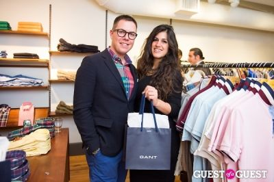 douglas geller in GANT Spring/Summer 2013 Collection Viewing Party