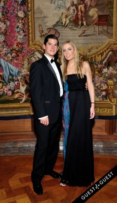 douglas marcincin in The Frick Collection Young Fellows Ball 2015