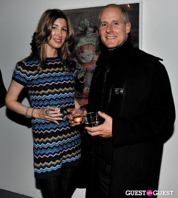 douglas schmidt in Garrett Pruter - Mixed Signals exhibition opening