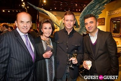 douglas wittels in 58th Annual Winter Antiques Show Opening Night Party