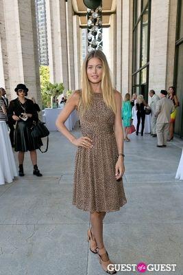 doutzen kroes in Michael Kors 2013 Couture Council Awards