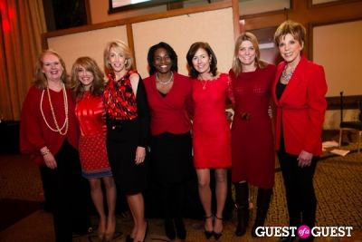 dr jennifer-mieres in 2013 Go Red For Women - American Heart Association Luncheon