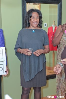 dr yolanda-ragland in Lovii Natural Beauty Launch at SimplySoles at The Shops at Georgetown Park
