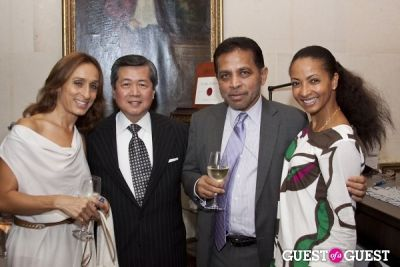 dr. ed-chin in Fashion 4 Development And Assouline Host Fashion's Night Out 2012