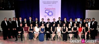 Outstanding 50 Asian Americans in Business 2013 Gala Dinner