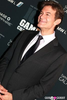 dr. mehmet-oz in 2011 Huffington Post and Game Changers Award Ceremony