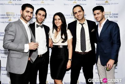 josephine mairzadeh in IAJF 12th Ann. Gala Young Leadership Division After Party