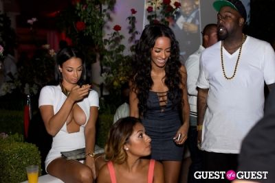 draya in Jamie Foxx & Breyon Prescott Post Awards Party Presented by Malibu RED