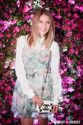dree hemingway in Chanel Hosts Eighth Annual Tribeca Film Festival Artists Dinner