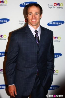 drew brees in Samsung 11th Annual Hope for Children Gala