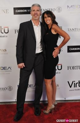 drew lauter in Carbon NYC Spring Charity Soiree