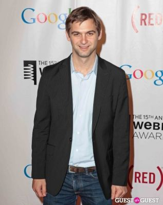 drew paterson in The 15th Annual Webby Awards