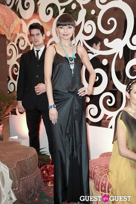 emilia grabowska in The School of American Ballet Winter Ball: A Night in the Far East