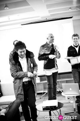 jacob slevin in Designer Pages - IDNY @ Blue Dot | Soho
