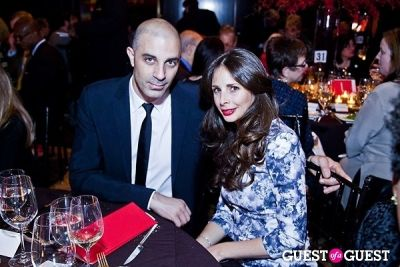 dror and-davina-benshetrit in Museum of Arts and Design's annual Visionaries Awards and Gala