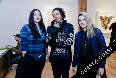 mia tyler in ART Now: PeterGronquis The Great Escape opening