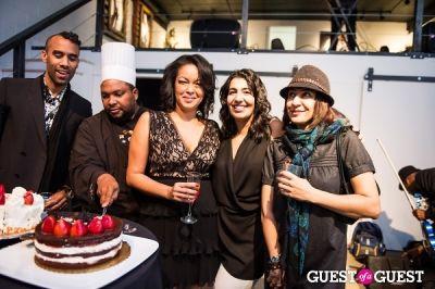 dusan grante in Celebrity Hairstylist Dusan Grante and Eve Monica's Birthday Soirée