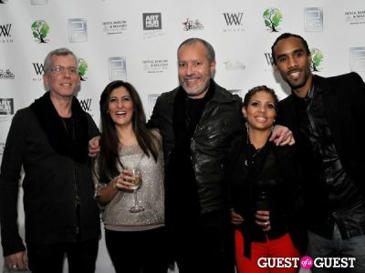 dusan grante in Sip with Socialites Premiere Party