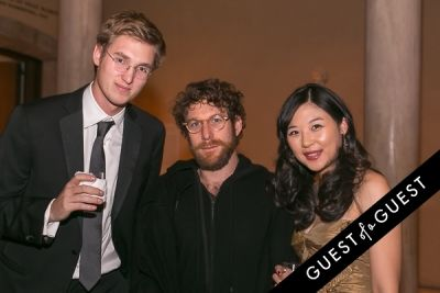 dustin yellin in Metropolitan Museum of Art Apollo Circle Benefit