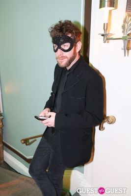 dustin yellin in Save Venice Enchanted Garden Ball