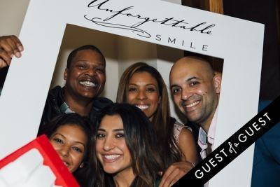 dwayne brown in Unforgettable Smile Ribbon Cutting Ceremony