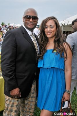 dwight turbodillard in Becky's Fund Gold Cup Tent