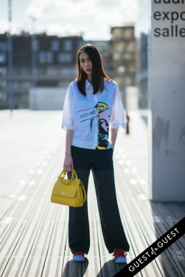 dylan xue in Paris Fashion Week Pt 1