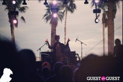 ema in Coachella Weekend One Festival & Atmosphere