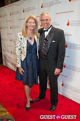 peter d.-kiernan-iii in Christopher and Dana Reeve Foundation's A Magical Evening Gala