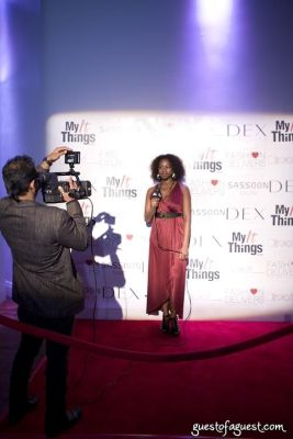 earlecia gibb in My It Things Runway Show