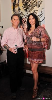 ed hardy in Ed Hardy:Tattoo The World documentary release party