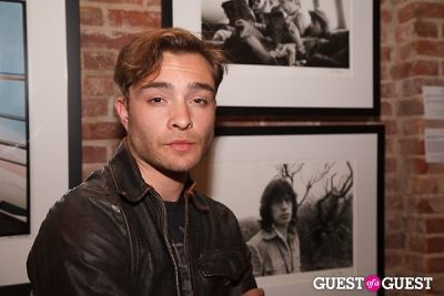 ed westwick in PROJECT Gallery Presents 50 Years of The Rolling Stones: A Rock and Roll Retrospective