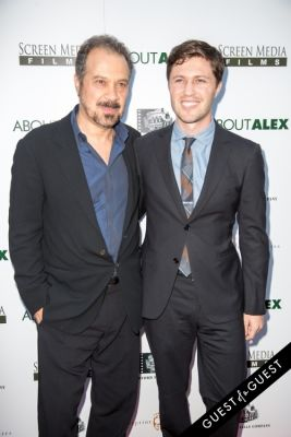jesse zwick in Los Angeles Premiere of ABOUT ALEX