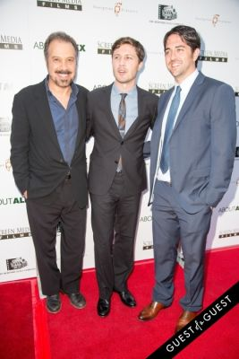 adam saunders in Los Angeles Premiere of ABOUT ALEX