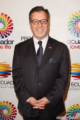 eddie bedon in ProEcuador Los Angeles Hosts Business Matchmaking USA-Ecuador 2013