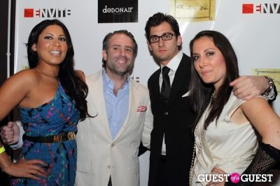 stacy m.-igel in Debonair Magazine Launch and Premiere Party