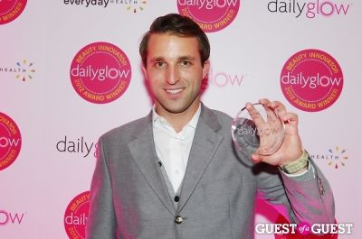 eddie majcher in Daily Glow presents Beauty Night Out: Celebrating the Beauty Innovators of 2012