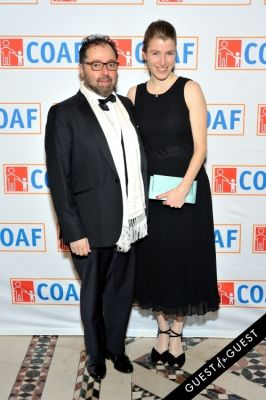 martina baillie in COAF 12th Annual Holiday Gala