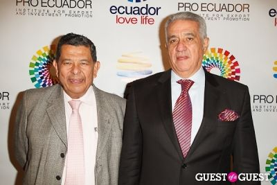 dick vega in ProEcuador Los Angeles Hosts Business Matchmaking USA-Ecuador 2013