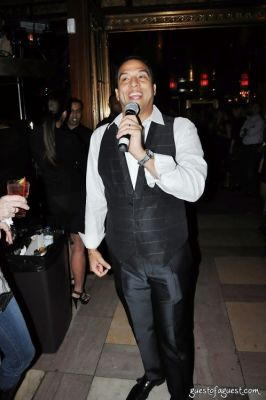 eduardo vilaro in Junior Society of Ballet Hispanico Holiday Benefit
