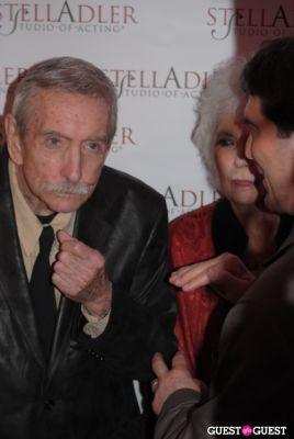 edward albee in The Eighth Annual Stella by Starlight Benefit Gala