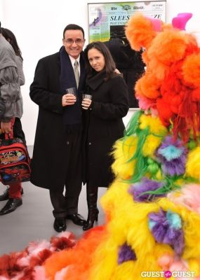 edward collazo in Bowry Lane group exhibition opening at Charles Bank Gallery