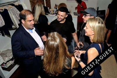 edward danien-harrison in Egg Tribeca Grand Opening