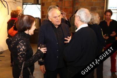 edward luttwak in Dalya Luttwak and Daniele Basso Gallery Opening