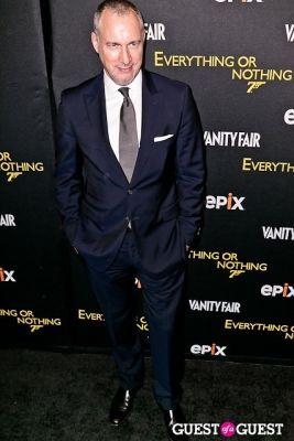 edward menicheschi in EPIX & Vanity Fair Present: Documentary, 50 Years of James Bond