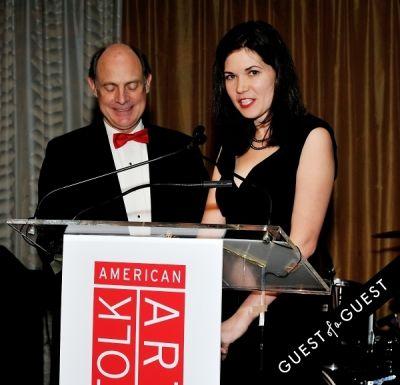 elizabeth klingman in The American Folk Art Museum Fall Benefit Gala