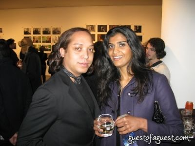 pallavi damidi in Mike Figgis at Milk Gallery