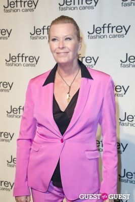 efva attling in Jeffrey Fashion Cares 10th Anniversary Fundraiser